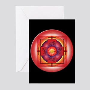 1st Chakra Greeting Cards (Pk of 20)