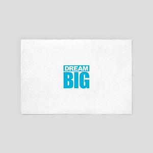 Dream Big - Blue 4' x 6' Rug