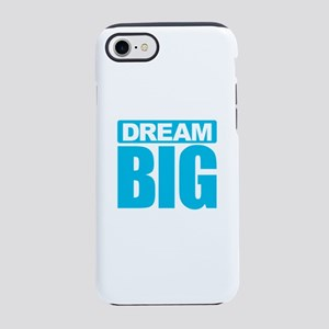 Dream Big - Blue iPhone 8/7 Tough Case