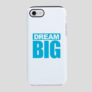 Dream Big - Blue iPhone 8/7 Tough Case