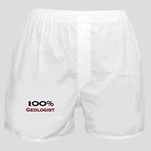 100 Percent Geologist Boxer Shorts