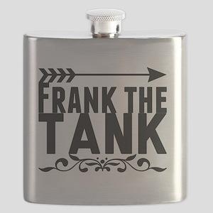 Frank the Tank Flask