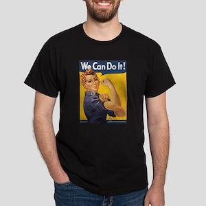 We Can Do It Dark T-Shirt