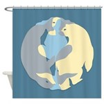 Spirit Of The North Gifts Shower Curtain