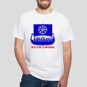 R2 White T-Shirt