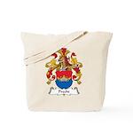 Precht Family Crest Tote Bag