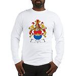 Precht Family Crest Long Sleeve T-Shirt