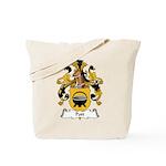 Pott Family Crest Tote Bag