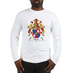 Pfluger Family Crest Long Sleeve T-Shirt