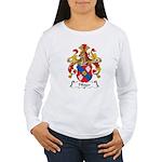 Pfluger Family Crest Women's Long Sleeve T-Shirt