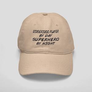 Didgeridoo Superhero by Night Cap