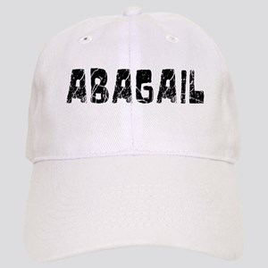 Abagail Faded (Black) Cap