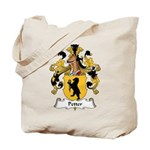 Petter Family Crest Tote Bag