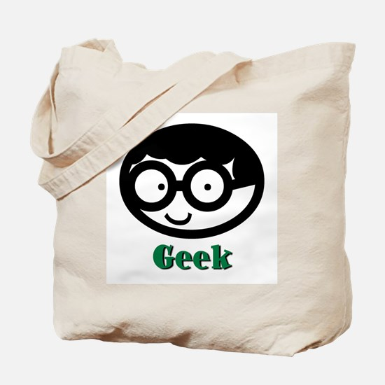 Geek Boy Tote Bag