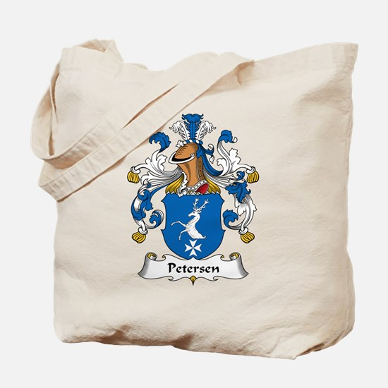 Petersen Family Crest Tote Bag