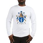 Petersen Family Crest Long Sleeve T-Shirt