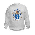 Petersen Family Crest Kids Sweatshirt