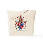 Pader Family Crest Tote Bag