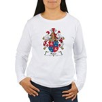 Pader Family Crest Women's Long Sleeve T-Shirt