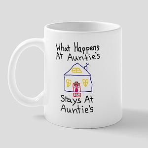 Auntie's House Mug