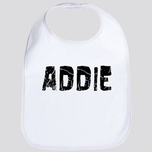 Addie Faded (Black) Bib