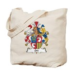 Ort Family Crest Tote Bag