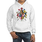 Ort Family Crest Hooded Sweatshirt