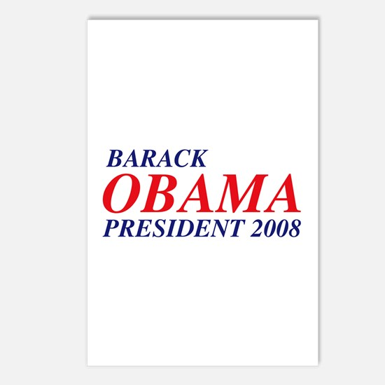 Barack Obama President 2008 Postcards (8)