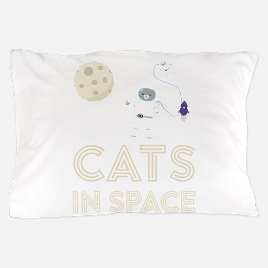 Cats in Space Ctfb7 Pillow Case