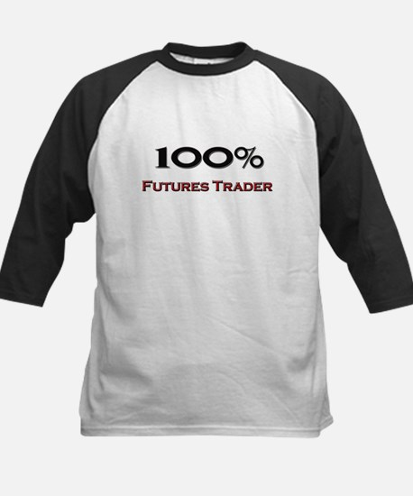 100 Percent Futures Trader Kids Baseball Jersey