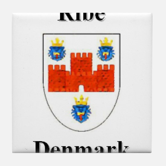 Ribe Tile Coaster