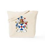 Oppen Family Crest Tote Bag