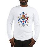 Oppen Family Crest Long Sleeve T-Shirt