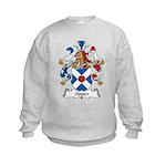 Oppen Family Crest Kids Sweatshirt