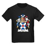 Oppen Family Crest Kids Dark T-Shirt