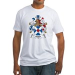 Oppen Family Crest Fitted T-Shirt