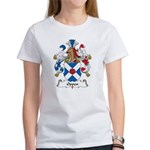 Oppen Family Crest Women's T-Shirt