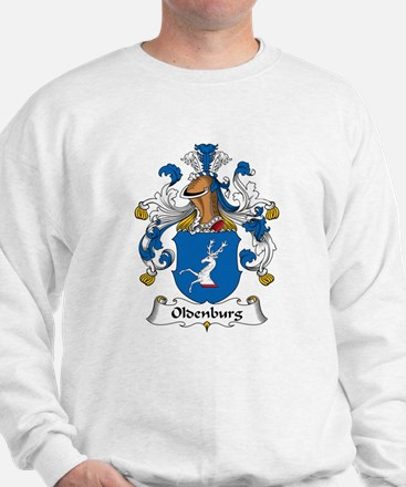 Oldenburg Family Crest Sweatshirt