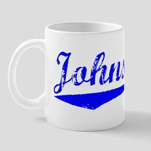 Vintage Johnstown (Blue) Mug