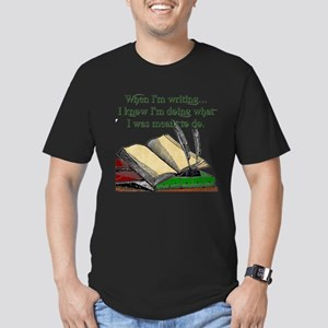 When I write T-Shirt