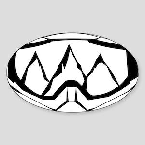 MTB Mask Sticker