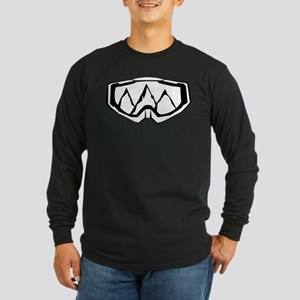 MTB Mask Long Sleeve T-Shirt