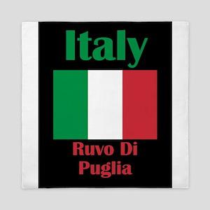 Ruvo Di Puglia Italy Queen Duvet