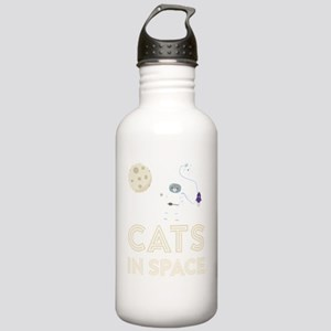 Cats in Space Ctfb7 Stainless Water Bottle 1.0L