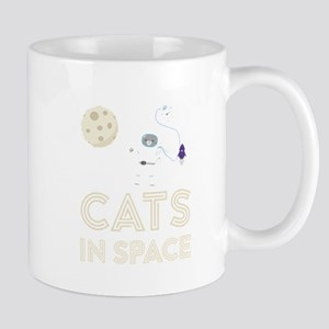 Cats in Space Ctfb7 Mugs