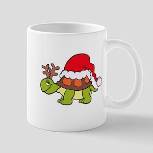 Turtle Christmas Mugs