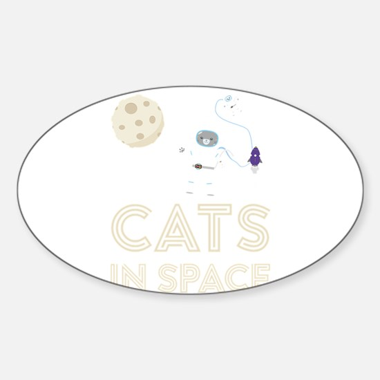 Cats in Space Ctfb7 Decal