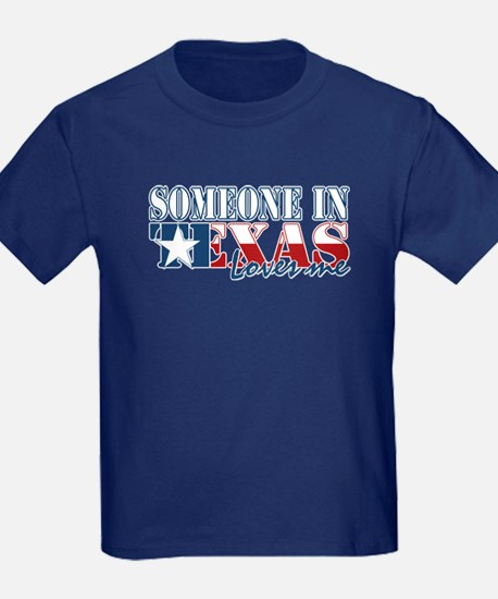 Someone in Texas T