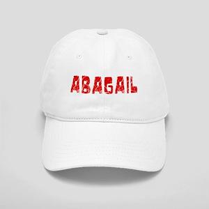 Abagail Faded (Red) Cap