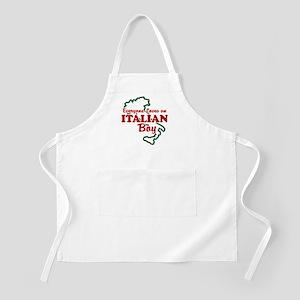 Everyone Loves an Italian Boy BBQ Apron